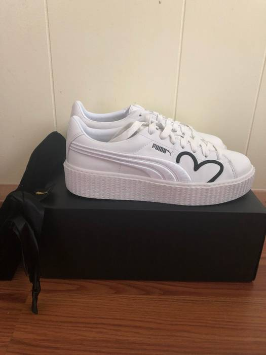 Puma Fenty Puma Clara Lionel Creepers Size 9 - Low-Top Sneakers for ... 5167d0b7c