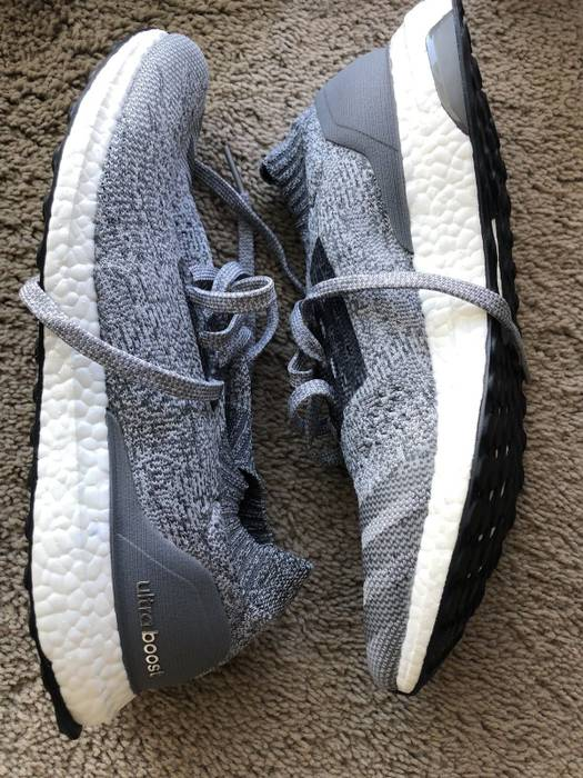 Adidas Adidas Ultra Boost Uncaged BY2550 Grey White (MENS 11)  NO ... 15e551944