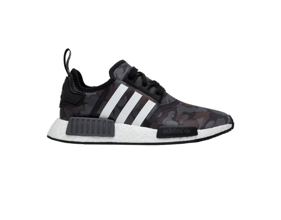 816e901cc8ea2 Adidas Bape NMD Size 10.5 - Low-Top Sneakers for Sale - Grailed