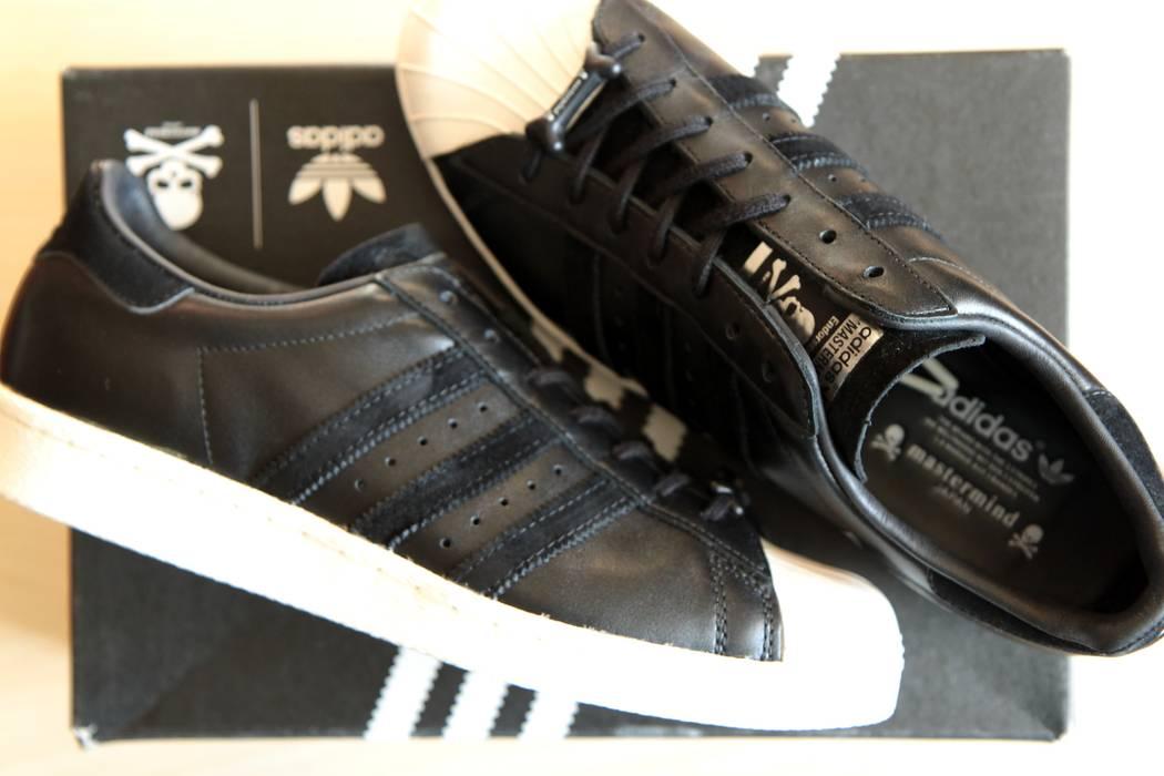5d40d2ce2f Adidas ADIDAS ORIGINALS X MASTERMIND JAPAN SUPERSTAR 80S 9.5 9 43.1 3 Size