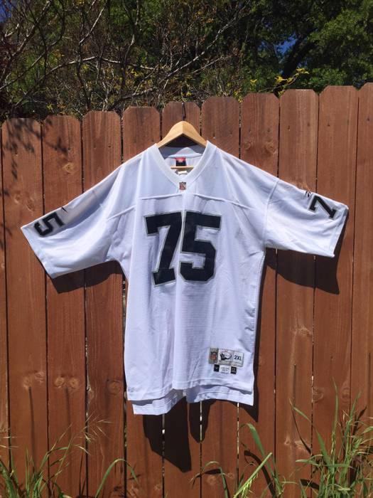 Reebok Throwback Howie Long Oakland Raiders Jersey Size US XXL   EU 58   5 bdc063eda