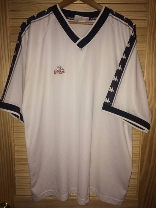 Kappa Vintage Kappa Soccer Jersey Size xl - Short Sleeve T-Shirts ... d118fbde6