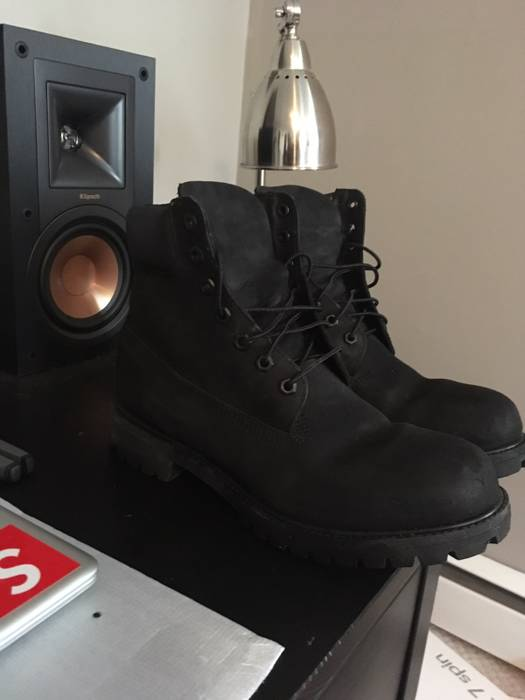 Timberland Black Timberlands Size 10 - Boots for Sale - Grailed 562050cfb477