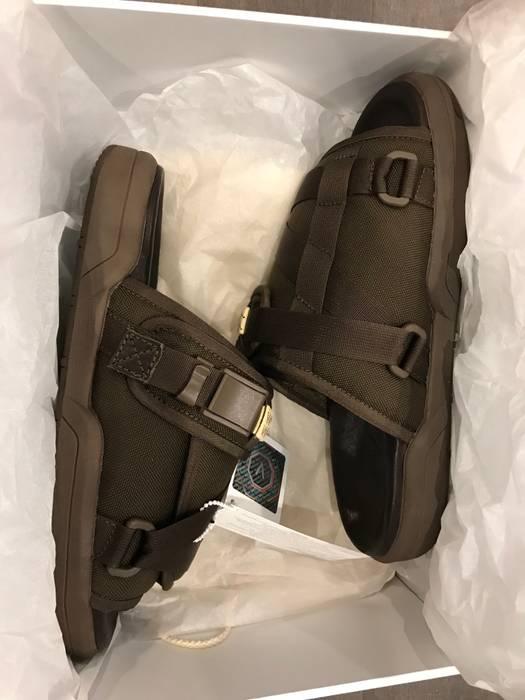 6bdc01b7d6f Visvim VisVim Christo Sandals in Dark Brown Size M Size 9.5 ...