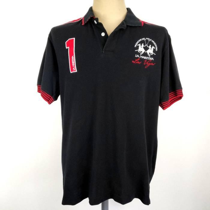 La Martina Polo Shirt Mens Size Medium Las Vegas