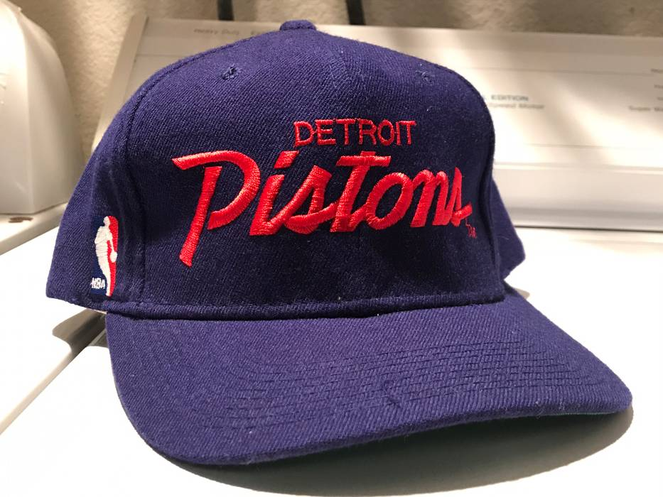 Vintage Vintage Detroit Pistons Hat Size one size - Hats for Sale ... a1b5e4f54f1