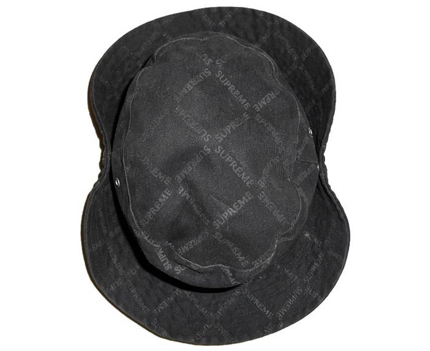 Supreme supreme gucci inspired bucket hat cap 2001 wtaps bape Size ONE SIZE db8e76d8c4d