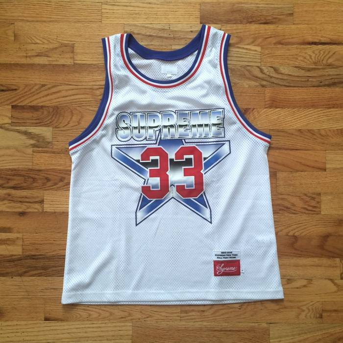 Supreme All-Star Basketball Jersey Size l - Jerseys for Sale - Grailed 28db5582c