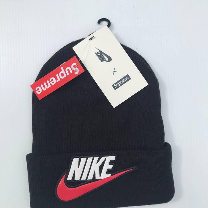 8725449f6a0 Supreme Supreme Nike Beanie (Black) Size one size - Supreme for Sale ...