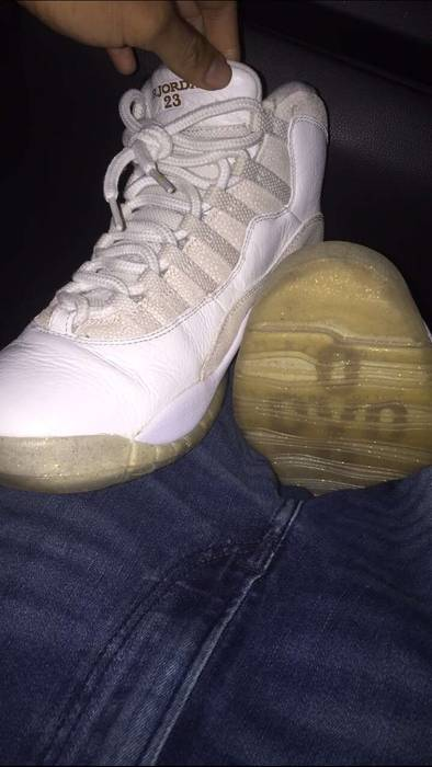 888014db04d2 Jordan Brand OVO 10s Size 9.5 - Hi-Top Sneakers for Sale - Grailed