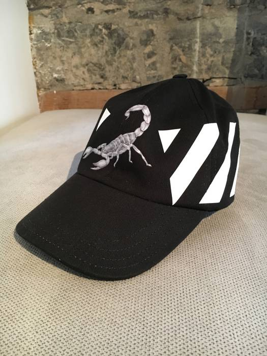 Off-White Off White Othelo Scorpion Cap Size one size - Hats for ... 18a33c9aaa73