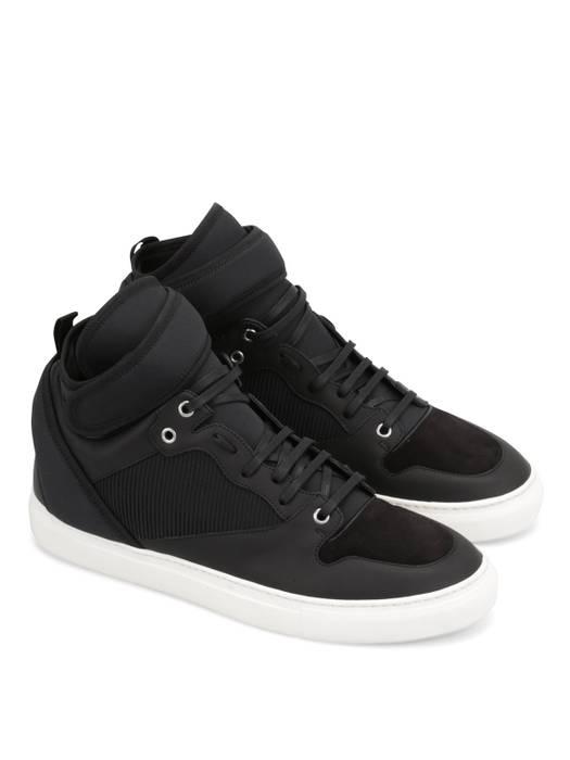 68a6257e30e Balenciaga Neoprene-Strap High-Top Sneakers Size 9.5 - Hi-Top ...