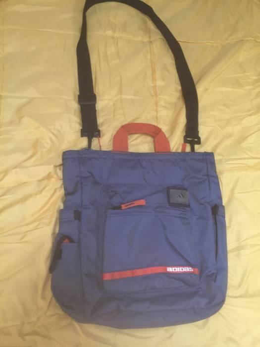 b3adad64175b Adidas Vintage adidas shoulder bag crossbody bag duffle bag computer bag  backpack not supreme bape palace
