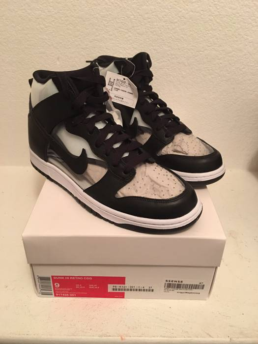 e2692021d8ef Nike CDG Dunks Size 9 - Hi-Top Sneakers for Sale - Grailed