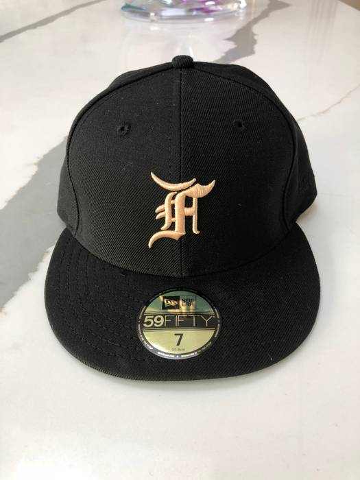 Fear of God Fear Of God X Jay Z 4 44 Pop Up New Era Hat size 7 Size ... 8348545fad5