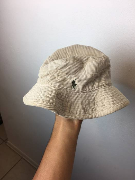 Polo Ralph Lauren Polo Army Green Bucket Hat Size one size - Hats ... 2ba302850cf