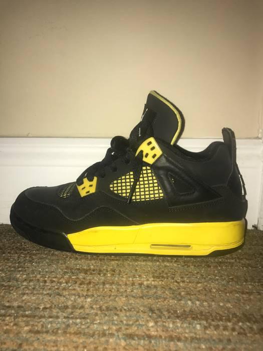 8b8ded32976b Jordan Brand GS Jordan Thunder 4s Size 6.5 - Low-Top Sneakers for ...