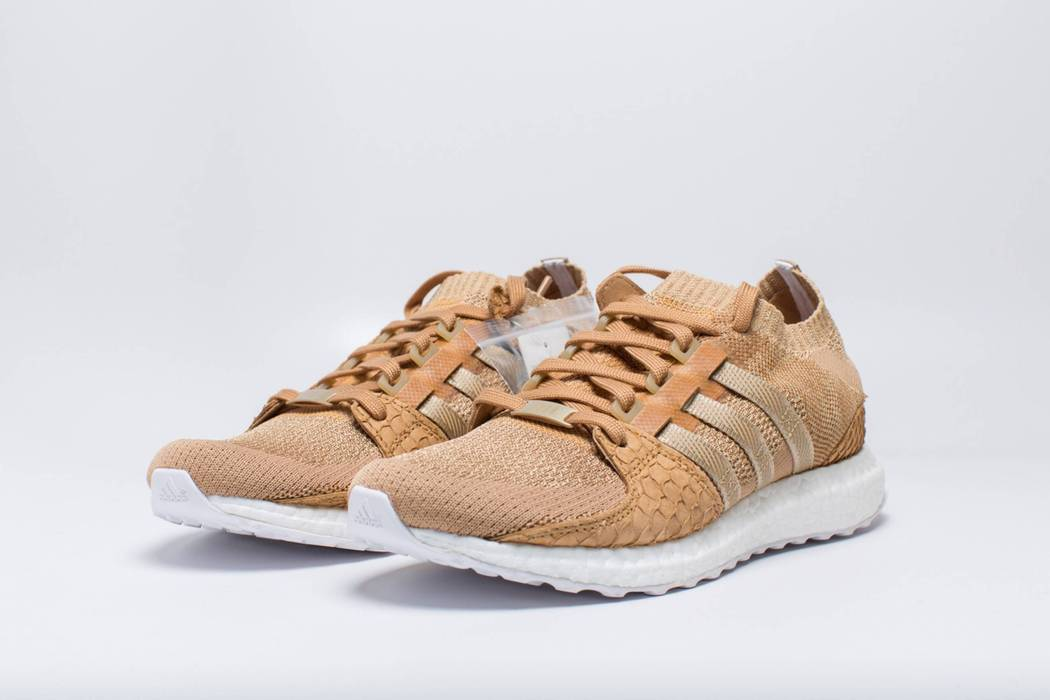 Adidas EQT Ultra Boost PK  BROWN PAPER BAG  King Push Size US 11.5   81c47389d6f58