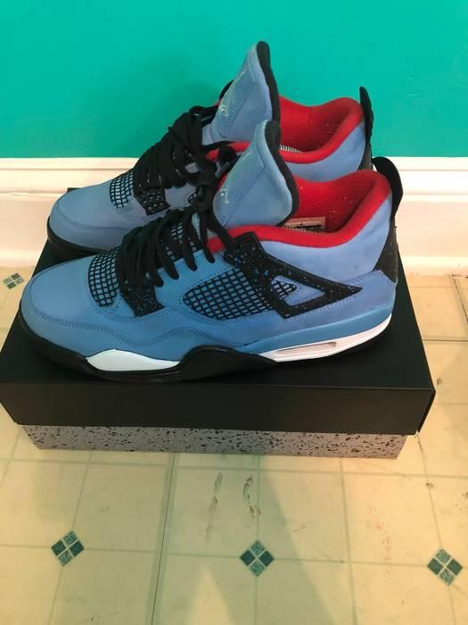 a9578d7fa43c Travis Scott Cactus jack 4s Size 9.5 - Low-Top Sneakers for Sale ...