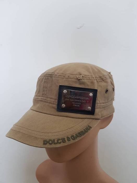 Dolce   Gabbana Dolce Gabbana Caps Size one size - Hats for Sale ... f642a1b90be