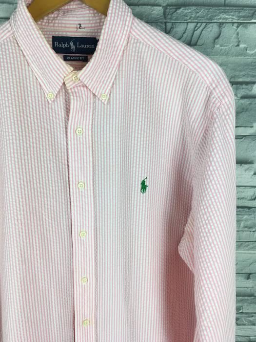 Polo Ralph Lauren Vintage Polo RALPH LAUREN Casual Shirt Unisex XLarge 90 s Ralph  Lauren Oxfords Pink d1271649f0568