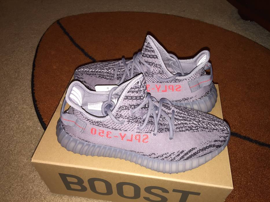 b26ba72d1a1f4 Kanye West Yeezy Boost 350 V2 Beluga 2.0 US 9.5 Size 9.5 - Low-Top ...