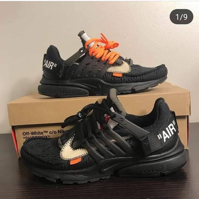4e0503a7dab01b Off-White Nike Presto Off-White  Black  Size 9 - Hi-Top Sneakers for ...