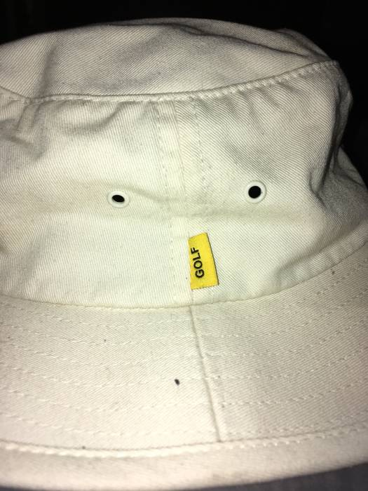 4447ebcff7a Golf Wang Cherry Bomb Safari Bucket Hat Size one size - Hats for ...