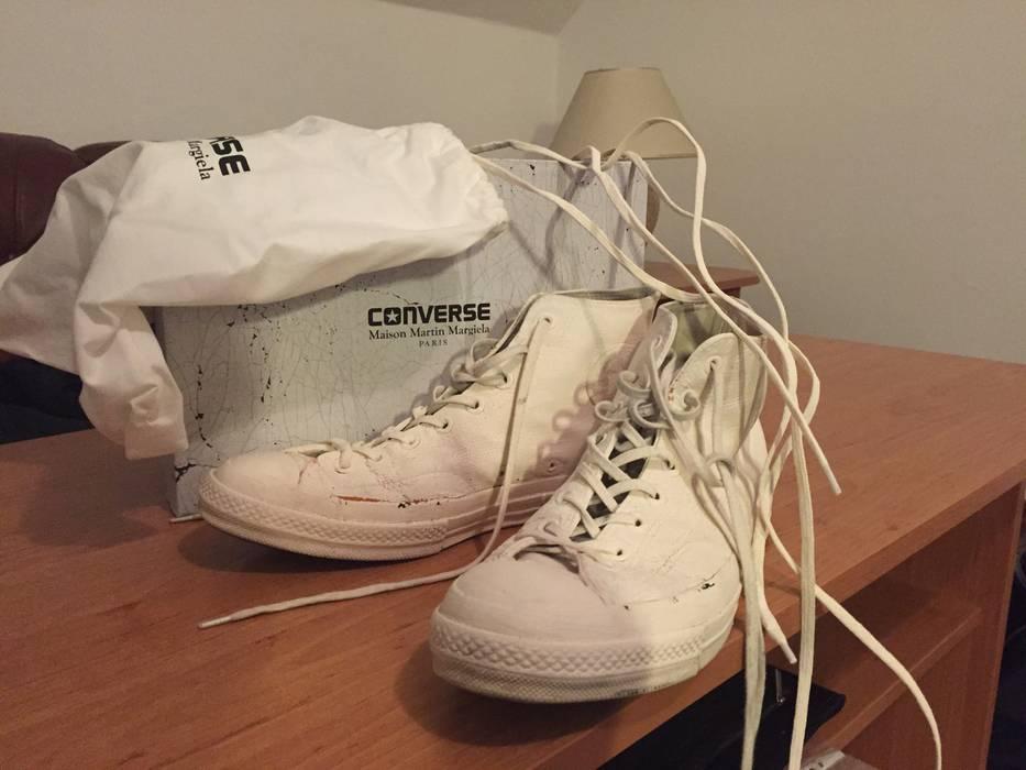 82b0af652a78 Maison Margiela. converse x maison martin margiela high sneakers. Size  US  ...