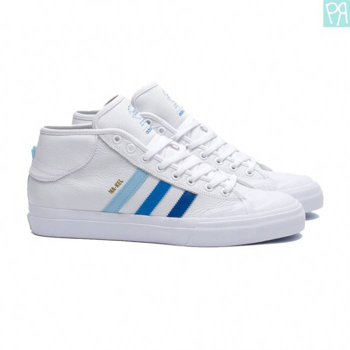 Adidas Nakel Smith Matchcourt Mid Size 10 - Hi-Top Sneakers for Sale ... cc3384173