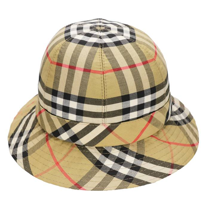 Burberry vintage burberry nova check bucket hat Size one size - Hats ... c6c5425bbf6