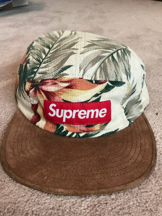 Supreme Floral Camp Cap 5 Panel Hat Size one size - Hats for Sale ... dd3f2c600c4