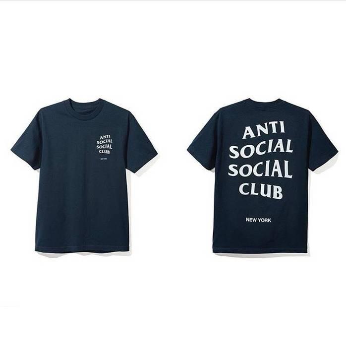 Antisocial Social Club. ASSC New York Tee ... 7f6b9230d5b
