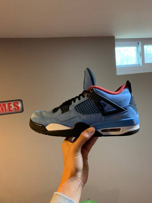 997b5bb9e4cc46 Nike Cactus Jack 4s Size 11 - Low-Top Sneakers for Sale - Grailed