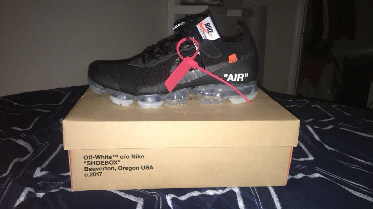 f0c7f940680761 Nike Nike X Off White Vapormax Size 11 - Low-Top Sneakers for Sale ...