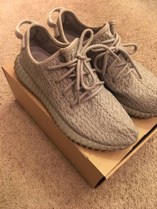 5871f847f67c Adidas Kanye West Yeezy Boost 350 Moonrock Size 8.5 - Low-Top ...