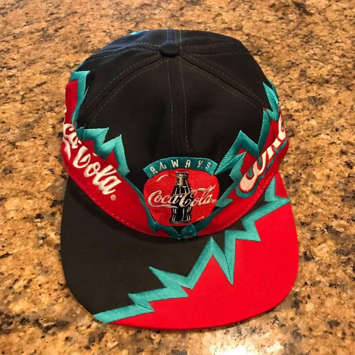 Supreme INSANE VINTAGE COCA COLA SNAPBACK HAT Size one size - Hats ... 0e9e74c452e9