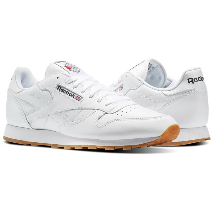 ecb2ed88c224 Reebok Classic White (Leather) Size 9 - Low-Top Sneakers for Sale ...