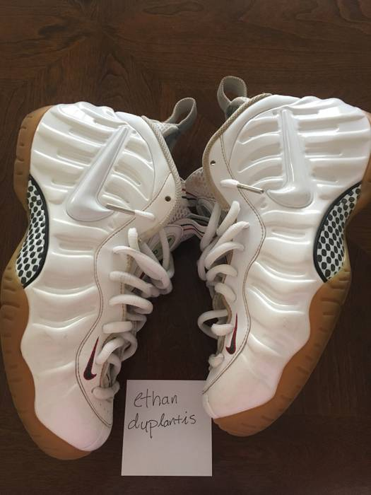cc5562fd4efedd Nike Air Foamposite One Gucci Size 9.5 - Hi-Top Sneakers for Sale ...