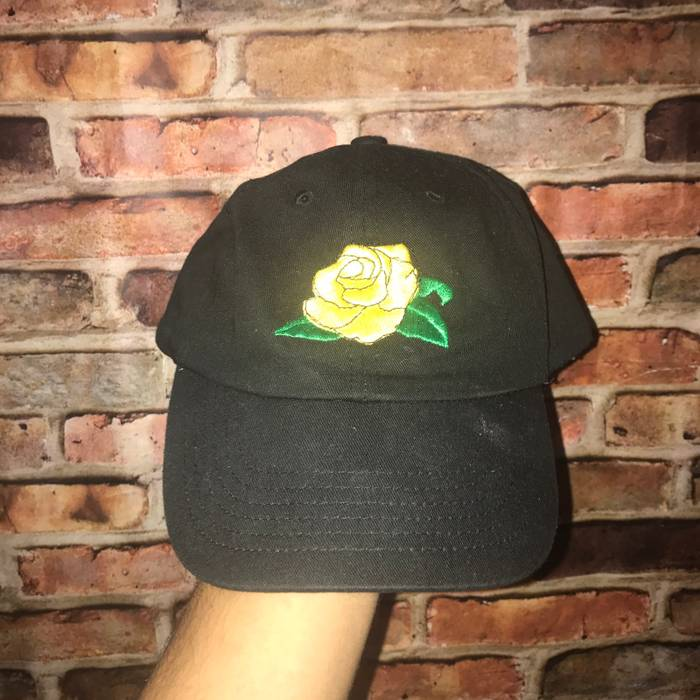 Vintage Yellow Rose Texas Dad Hat Size one size - Hats for Sale ... dadc4af36644