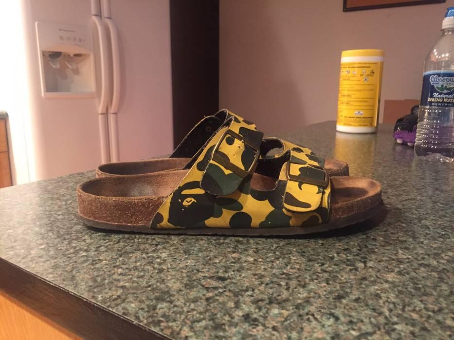 Bape Bape Birkenstocks Size 10 - Sandals for Sale - Grailed ec216eeaf6