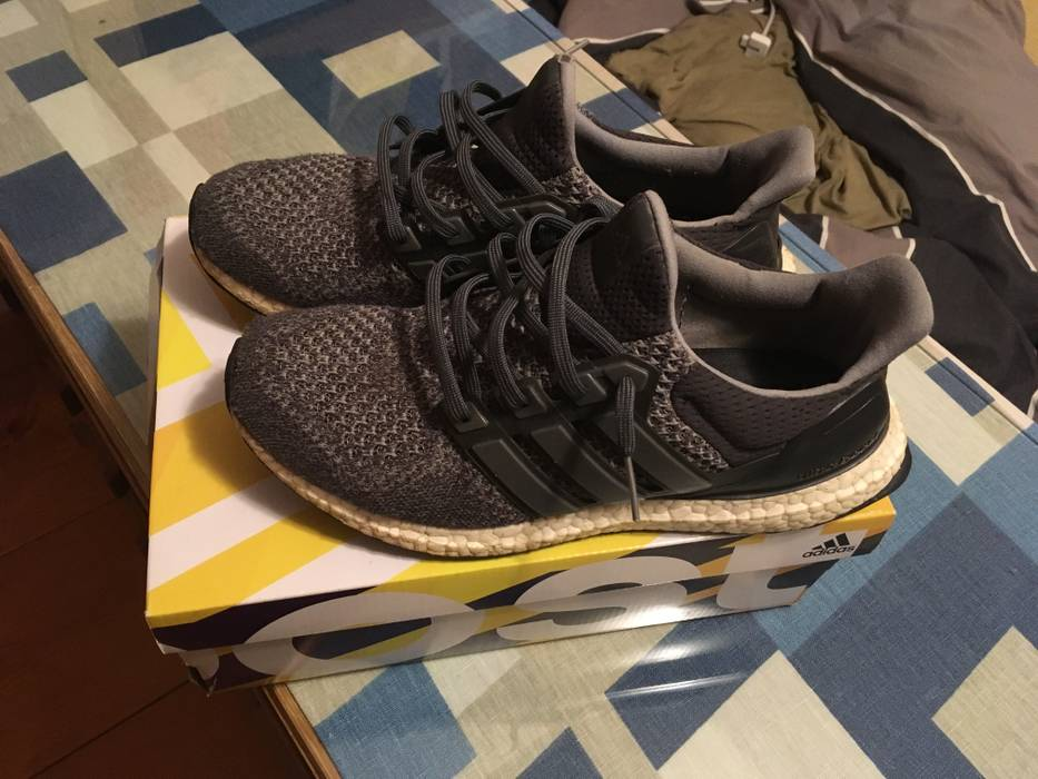 6bcb876e6 Adidas Adidas ultra boost ltd Mystery Grey Size 9.5 - Low-Top ...