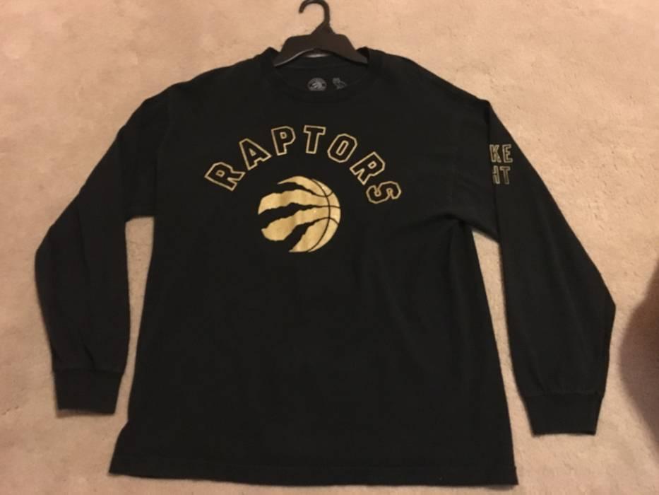 Octobers Very Own RARE drake night Ovo x Toronto Raptors Long sleeve ... 83df709ed