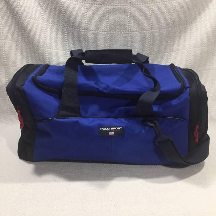 49a556fa0eba Polo Ralph Lauren Vintage Polo Sport Duffle Bag Size one size - Bags ...
