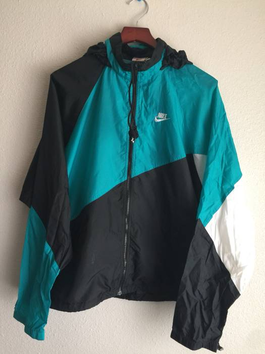 efe85bb9c Nike Vintage 90s Nike Windbreaker Jacket Size xl - Light Jackets for ...