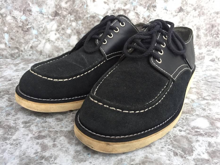 8c11831e16c3 Comme des Garcons  last drop  Low Top Leather Shoes Size 8.5 - Low ...
