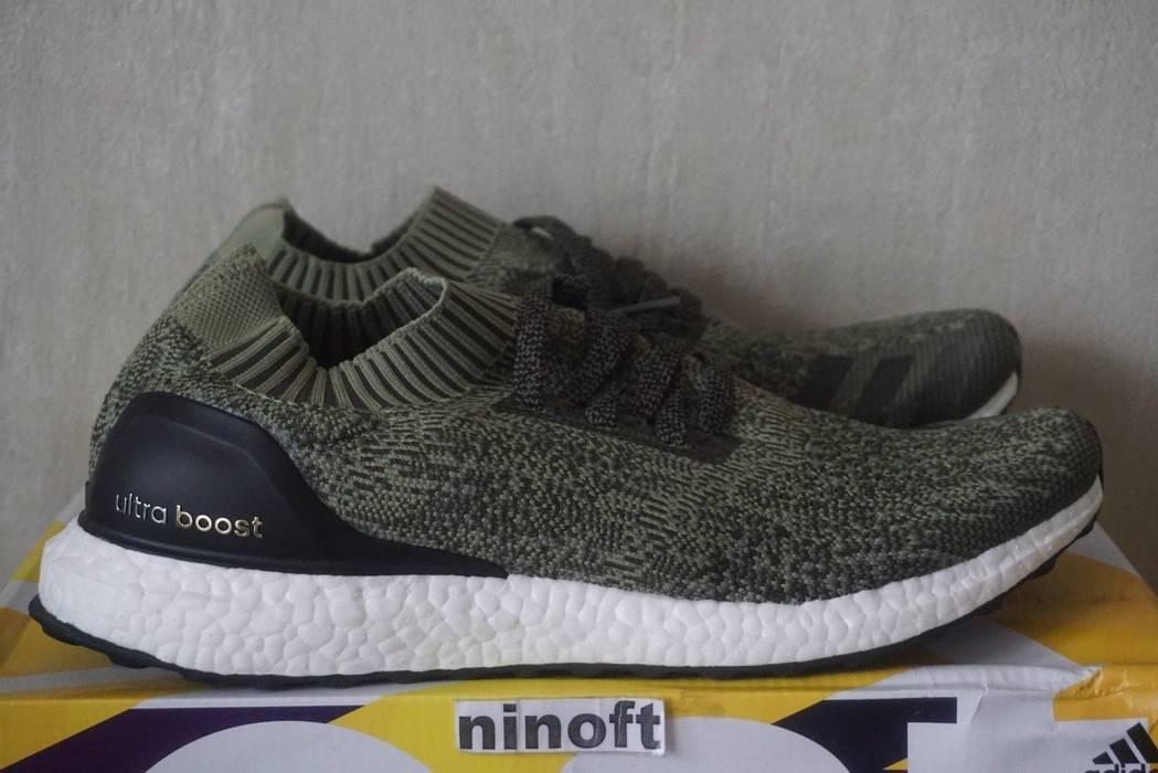 Adidas Adidas Ultra Boost Uncaged M Tech Earth Base Olive Green ... 8fead7b01