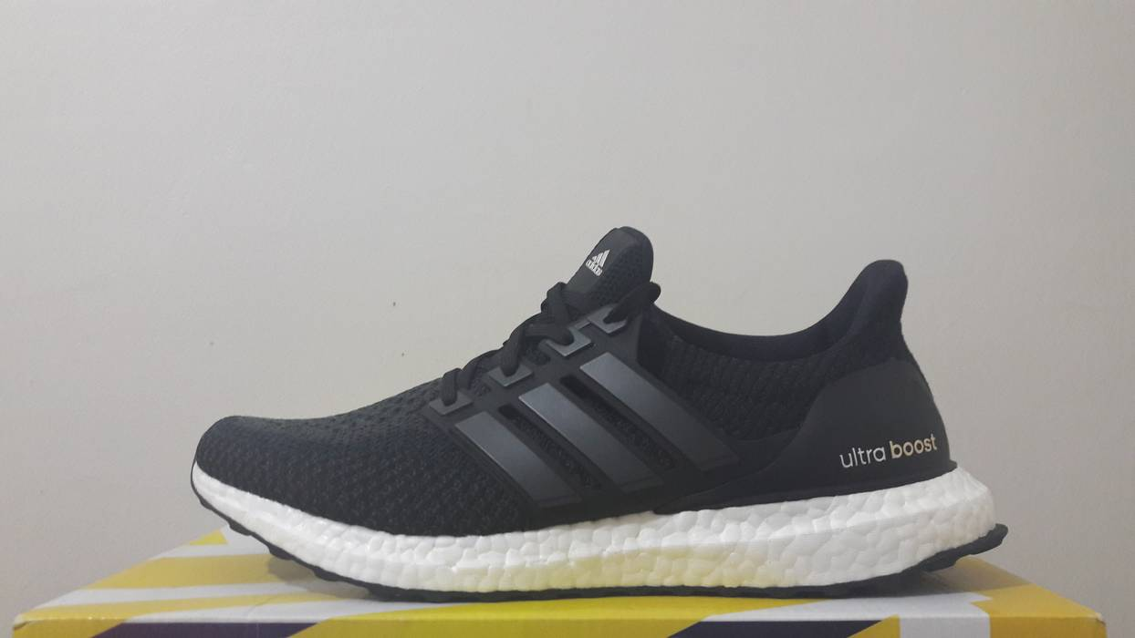 4ffde217832878 Adidas ultra boost core black 2.0 (BB3909) Size 9 - Low-Top Sneakers ...