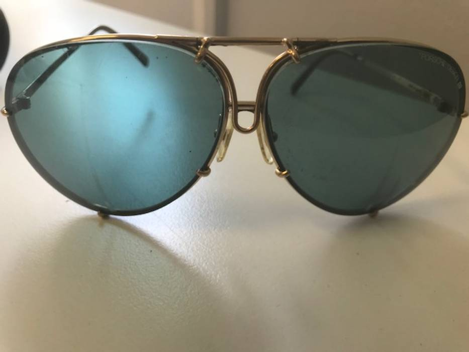 9b13fff46fd58 Porsche Design Vintage Porsche Carrera – 5621 Size 46 - Sunglasses ...