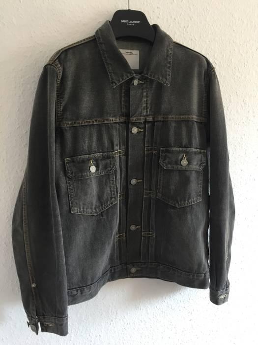 678c6627fff Visvim. SS16 101 Social Sculpture Grey Denim Jacket. Size  US M   EU 48-50    2